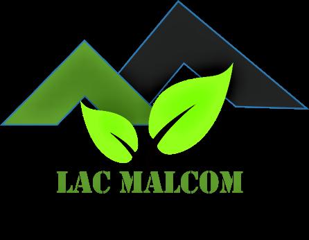 L'auberge et le camping du Lac Malcom sont situés à Sayabec en Gaspésie